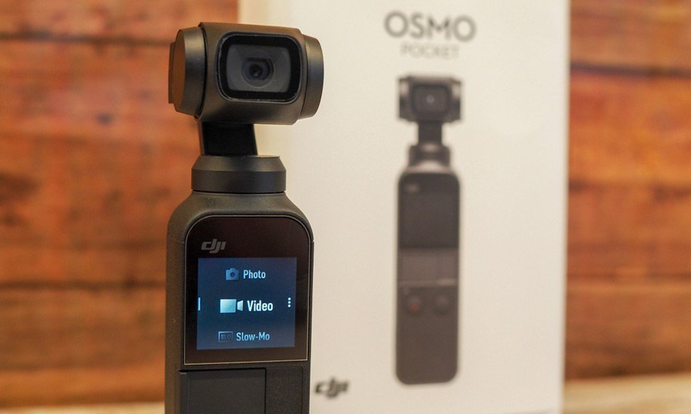 DJI Osmo Pocket: Life Changing Pocket-Size Gadget On-the-Go